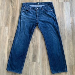 36x29 Austyn 7 For All Mankind Jeans